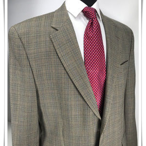 Ralph Lauren Men's 42 Long Two Button Sport Coat